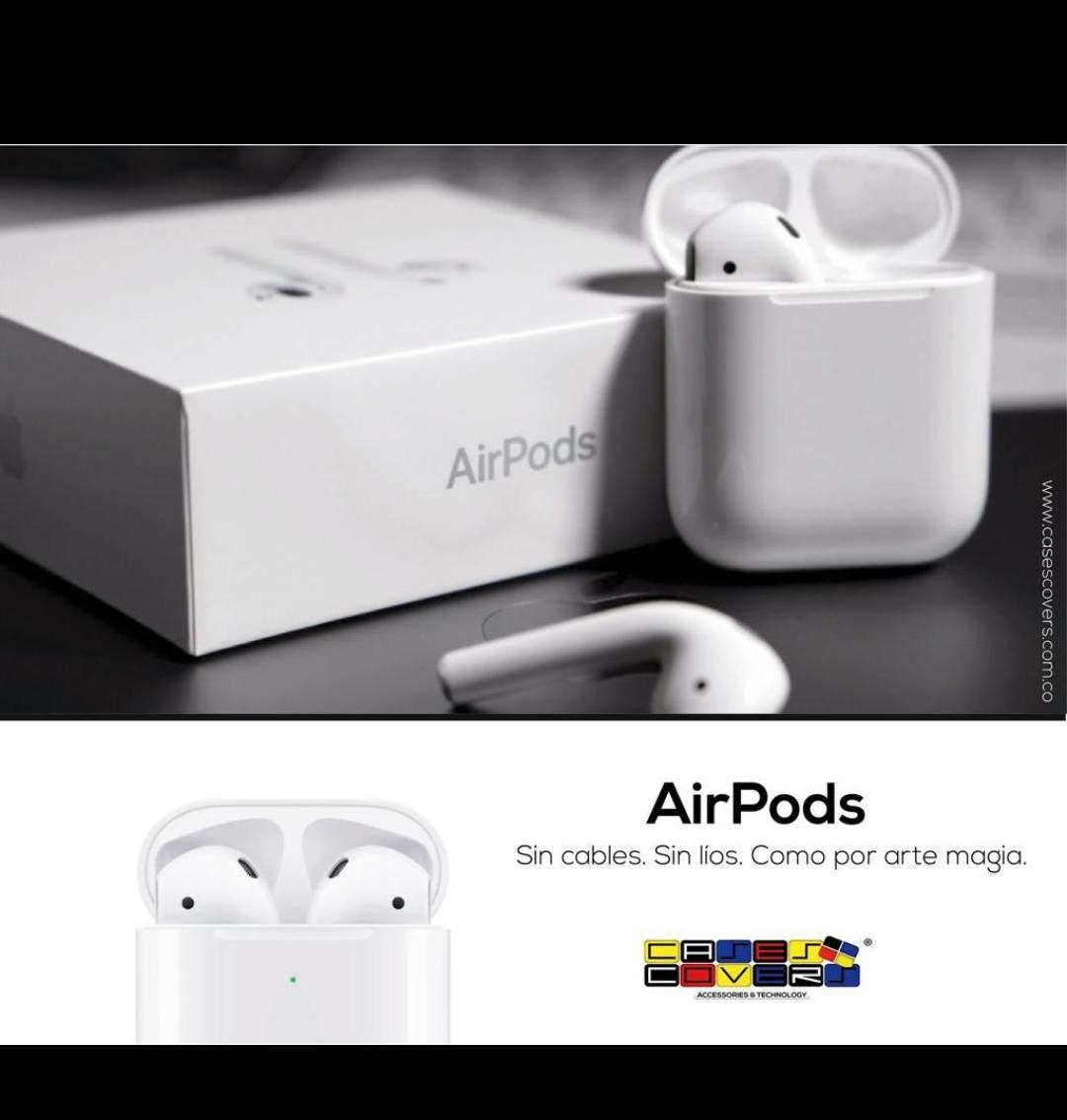 Apple Airpods 2 no wireless